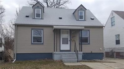 5037 S Hubbard Street, Wayne, MI 48184 - MLS#: 218030714