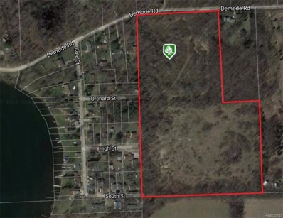 1 South St., Rose Twp, MI 48442 - MLS#: 218030718