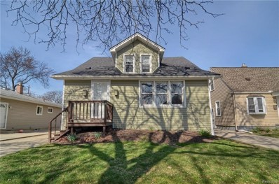 4115 Edgar Avenue, Royal Oak, MI 48073 - MLS#: 218030733