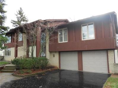 3293 Woodview Lake Road, West Bloomfield Twp, MI 48323 - MLS#: 218030766