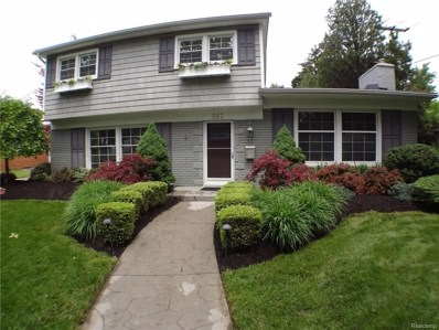 567 S Cranbrook Cross Road, Bloomfield Twp, MI 48301 - MLS#: 218030830