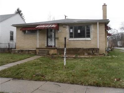 18800 Keystone Street, Detroit, MI 48234 - MLS#: 218030892