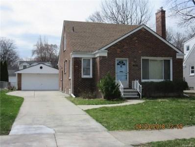 12721 Elgin Avenue, Huntington Woods, MI 48070 - MLS#: 218030896