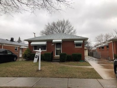 6207 N Highland Street, Dearborn Heights, MI 48127 - MLS#: 218031037