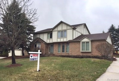 21659 Sheffield Drive, Farmington Hills, MI 48335 - MLS#: 218031093