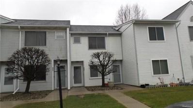 25 Rosebud Lane, Mount Clemens, MI 48043 - MLS#: 218031131