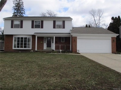 4082 Washington Crescent Drive, Troy, MI 48085 - MLS#: 218031135
