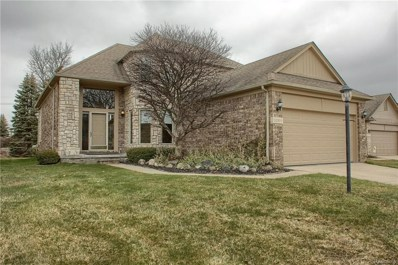 52889 Paint Creek Drive, Macomb Twp, MI 48042 - MLS#: 218031212