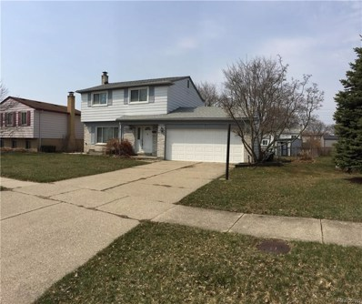 42705 Wilmington Drive, Sterling Heights, MI 48313 - MLS#: 218031223