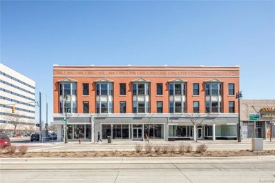6568 Woodward Street W UNIT 303, Detroit, MI 48202 - MLS#: 218031242