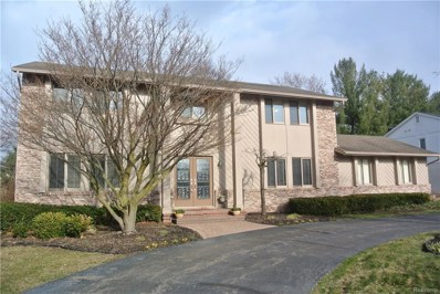 28780 Appleblossom Lane, Farmington Hills, MI 48331 - MLS#: 218031252