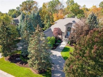 1865 Archers Pointe, Rochester Hills, MI 48306 - MLS#: 218031295