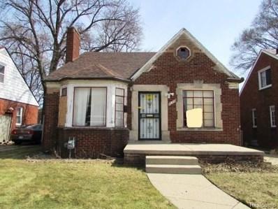 16910 Ilene Street, Detroit, MI 48221 - MLS#: 218031479
