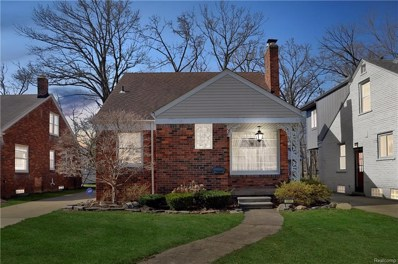1991 Kenmore Drive, Grosse Pointe Woods, MI 48236 - MLS#: 218031682