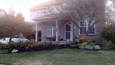 1400 Four Seasons Drive, Hartland Twp, MI 48843 - MLS#: 218031704