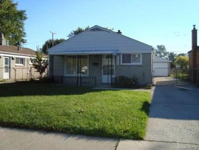 26052 Lehner Street, Roseville, MI 48066 - MLS#: 218031735