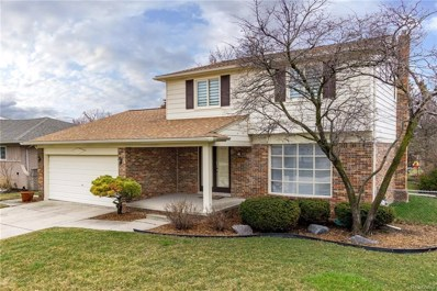 36144 La Marra Drive, Sterling Heights, MI 48310 - MLS#: 218031832