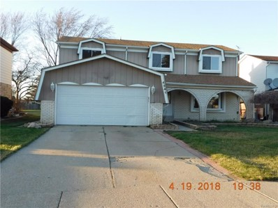 4341 Bloomfield Drive, Sterling Heights, MI 48310 - MLS#: 218031921