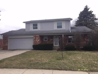 51515 Laurel Oak Lane, Chesterfield Twp, MI 48047 - MLS#: 218031992