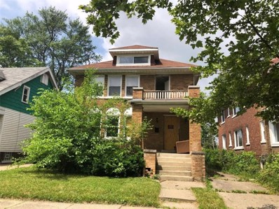 12627 Northlawn Street, Detroit, MI 48238 - MLS#: 218032012