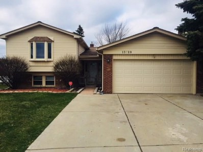13729 Maidstone Court, Sterling Heights, MI 48312 - MLS#: 218032065