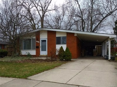 3605 Greenway Avenue, Royal Oak, MI 48073 - MLS#: 218032190
