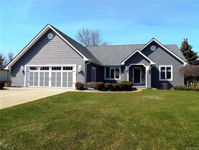 9289 Country Club Lane, Davison Twp, MI 48423 - MLS#: 218032265