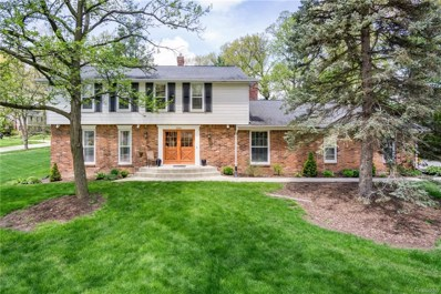 2594 Hounds Chase Drive, Troy, MI 48098 - MLS#: 218032291