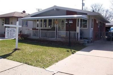 9078 Monroe Boulevard, Taylor, MI 48180 - MLS#: 218032345
