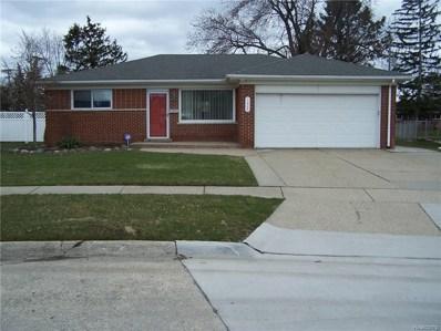 12955 Ray Drive, Warren, MI 48088 - MLS#: 218032414