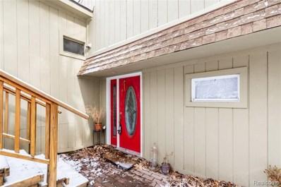 7132 Colony Drive, West Bloomfield Twp, MI 48323 - MLS#: 218032469