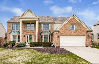 1717 Foresthill Drive, Rochester Hills, MI 48306 - MLS#: 218032512