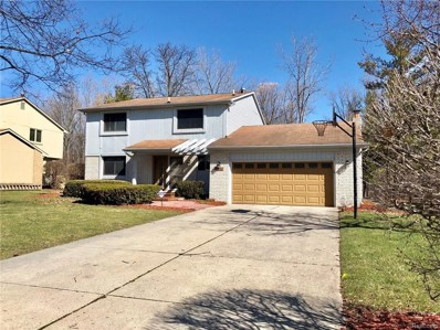 33142 Oak Hollow Street, Farmington Hills, MI 48334 - MLS#: 218032514