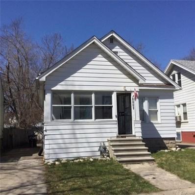 19003 Riverview Street, Detroit, MI 48219 - MLS#: 218032522