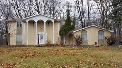 19901 S Riverhill Drive, Clinton Twp, MI 48036 - MLS#: 218032525