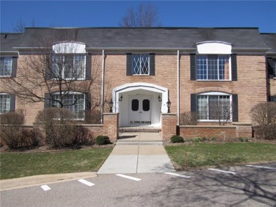 150 E Long Lake Road UNIT 12, Bloomfield Hills, MI 48304 - MLS#: 218032548