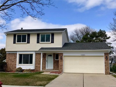 1401 Madison Drive, Troy, MI 48083 - MLS#: 218032824