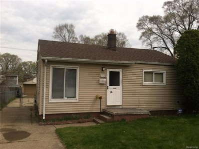 21172 Audrey Avenue, Warren, MI 48091 - MLS#: 218032908