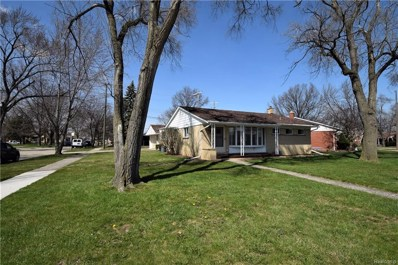 16772 Windermere Circle, Southgate, MI 48195 - MLS#: 218032922