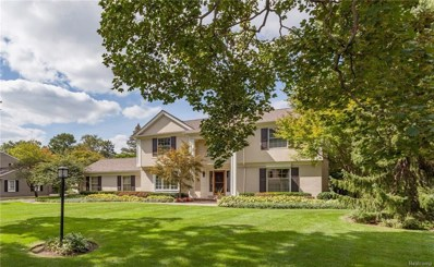 3380 Morningview Terrace, Bloomfield Twp, MI 48301 - MLS#: 218032986