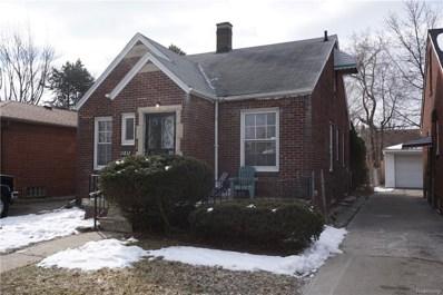 15832 Saratoga Street, Detroit, MI 48205 - MLS#: 218032997
