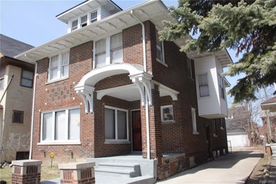 2280 Atkinson Street, Detroit, MI 48206 - MLS#: 218033031