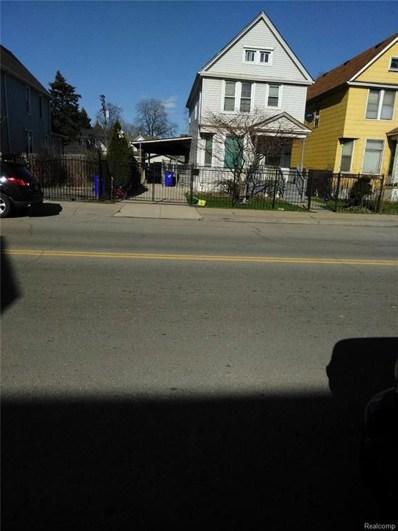 1038 Junction Street, Detroit, MI 48209 - MLS#: 218033049
