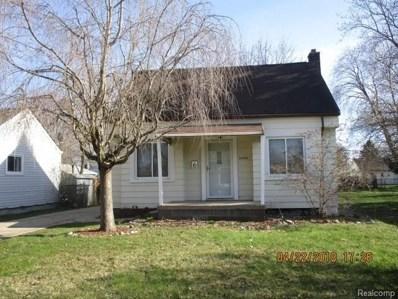 19100 Florian Street, Roseville, MI 48066 - MLS#: 218033146