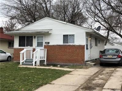 196 Harrison Street, Pontiac, MI 48341 - MLS#: 218033318