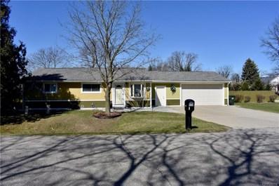 2350 Gerald Avenue, Rochester Hills, MI 48307 - MLS#: 218033335