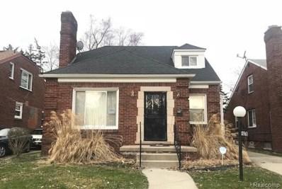18961 Snowden Street, Detroit, MI 48235 - MLS#: 218033402