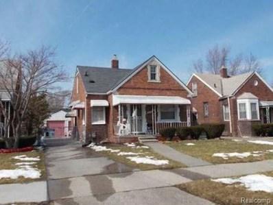 11575 Roxbury Street, Detroit, MI 48224 - MLS#: 218033519