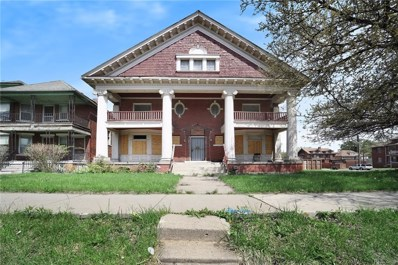 612 Clairmount Street, Detroit, MI 48202 - MLS#: 218033625