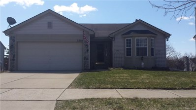 3328 Hilltop Drive, Holly Vlg, MI 48442 - MLS#: 218033631